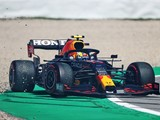 Shoulder complaint in qualifying worsened Perez's plight
