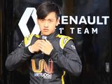 Guanyu Zhou wins first Formula 1 Virtual Grand Prix