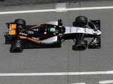 Force India pair hail 'big step forwards'