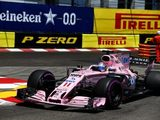 "Sergio Perez not ""reckless"" Force India insists"