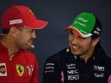 Perez: Vettel more likely to retire than move teams from Ferrari