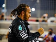 Hamilton resumes training, aiming for Abu Dhabi return