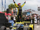 Herta signs new Andretti IndyCar deal