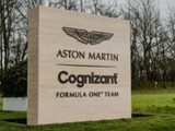 Cognizant joins Aston Martin as title partner for F1 team