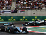 Bottas leads Mercedes 1-2 at Abu Dhabi