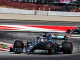 Lewis Hamilton dominates Spanish GP to front fifth straight Mercedes 1-2