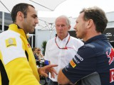 Red Bull hurting Renault's confidence