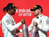 Bottas wins race, but Hamilton wins title