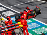 Ferrari duo put Styrian clash 'behind us'