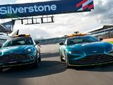 Aston Martin Safety Car to make its debut at Bahrain