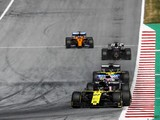 Renault's Hulkenberg: F1 overtaking as hard as it's ever been