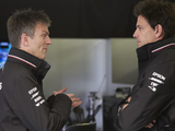 "Wolff ""head and shoulders clear of the rest"" - Allison"