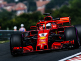 Ricciardo and Vettel tops Friday practice