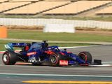 Albon increasing his understanding of 2019 Toro Rosso F1 car