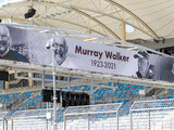 Hamilton pays tribute to Walker, 'iconic voice of F1'