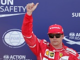 Monaco pole no guarantee of a good result - Raikkonen