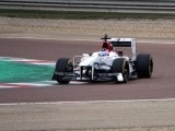 Tatiana Calderon completes second Formula One test for Sauber