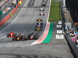Mixed feelings for Ricciardo as exhaust issue put him out of Austrian Grand Prix