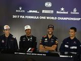 2017 British Grand Prix Thursday Press Conference – Part 2