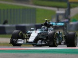 FP1: Rosberg tops practice as Vettel hits trouble