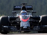 Hefty initial grid drop for McLaren pair