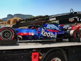 Toro Rosso's Tost dismayed by Perez Monaco GP move on Kvyat