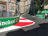 Azerbaijan GP: Track changes and DRS
