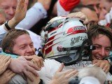 Hamilton crowned World Champion with USGP victory