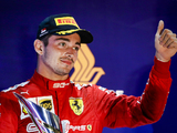Ferrari: Did we consider to swap? Yes, we did