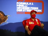 Styrian GP a 'massive opportunity' to assess Ferrari strife – Vettel