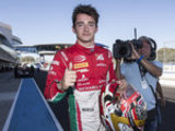 Leclerc crowned F2 champion