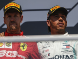 Hamilton comments on Ferrari power on display in Canada