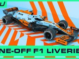 Video: Nine times F1 teams used one-off liveries