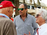 Lauda unfazed by Ferrari and Ecclestone - Damon Hill