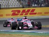 Force India F1 enters administration