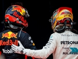 Verstappen 'really perplexed' by Hamilton