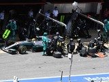 Lewis Hamilton Spanish GP Mercedes strategy call was 'magic'