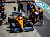 """""""Quite challenging to get through the programme"""" – McLaren's Andrea Stella on practice sessions in Portugal"""