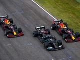 Red Bull 'should have taken more points' from Mercedes