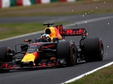 Red Bull drivers split on downforce levels