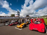 Bruce McLaren remembered at Goodwood