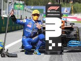 Driver ratings from the Austrian Grand Prix