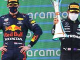 Hamilton revels in Verstappen 'hunt' and 'gamble'