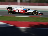 Russell eager for F1 test running before season begins