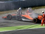 Fernando Alonso says post-FP1 tennis picture was 'not a funny thing', shows dedication