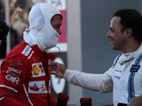 He's always complaining Massa laughs off Vettel radio rant