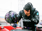 Hamilton: Always said I wouldn't be a driver who cried