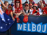 Melbourne extends F1 contract