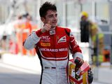 Ferrari junior Charles Leclerc wins GP3 title despite collision