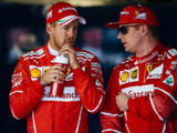 Raikkonen: There is no Number One... yet